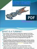 GAS TURBINE ENGINE 1