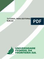 Tutorial de Editoração em OJS 3.0