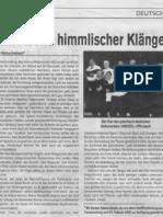 Zeitungsbericht - Bad Homburg