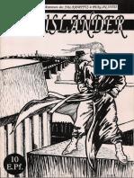 Berlin XVIII - Auslander 1ed