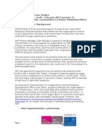 Communities 2.0 case study - Awel Aman Tawe - version 1 - February 2011