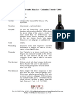 calamiac terroir fact sheet