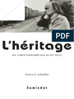 L'héritage du christianisme face au 21e siècle