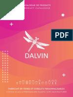 Catalogue DALVIN Juillet 2021 Web Medium