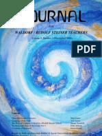 Journal for Waldorf or Rudolf Steiner Teachers - Aust NZ_Nov 2006