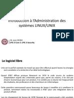 2. Le logiciel libre & Distributions Linux