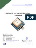 GPSUser Manual