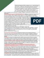 DOMANDE aperte economia e gestione delle imprese esame finale