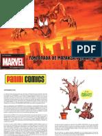 Novedades Panini Cómics septiembre 2021