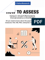 How to Asses Valuations