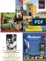 2011 Oxford and the Cotswolds Signpost Magazine