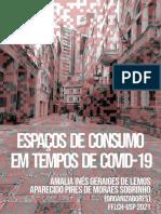 ESPAÇOS DE CONSUMO EM TEMPOS DE COVID-19.