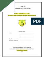 Format Laporan PKL SMKI 2020