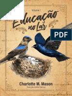 Educação no Lar - Charlotte Mason