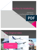 Role of Marketing in Airline Industry