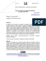 Ruffini - Poder Exclusion Y Conflictos en La Patagonia Argentina Rio Negro
