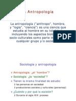 La Antropologia
