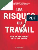 Les Risques Du Travail - Philippe Davezies