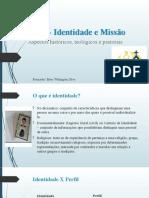 Mesc - Identidade e Missão by Well