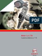 78 Motor 1.4l Tdi Inyector Bomba