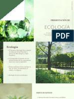 Presentación Ecología - Grupo Vacunas