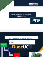 ACCIONAMIENTO DE MOTOR ELÉCTRICO 10-05-21