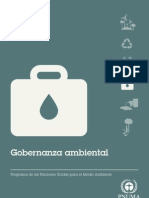 UNEP Factsheets - Environmental Governance (Spanish)