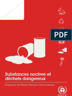 UNEP Factsheets - Harmful Substances (French)