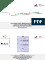 Partie I - PPT EAA 2021_ Architecture Climat Et Envir DR GNANZOU