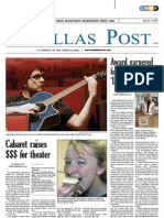 Dallas Post 4-3-11