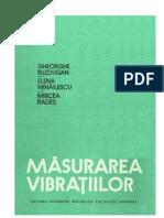 Gh. Buzdugan, E. Mihailescu, M. Rades - Masurarea Vibratiilor