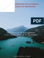 La Foi Chretienne Et La Science