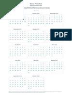 2021.08.30 WDW Pirate-Pass Blackout Dates