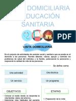 VISITA DOMICILIARIA Y EDUCACION SANITARIA (1)