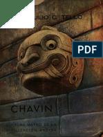 Chavin Cultura Matriz de La Civilizacion