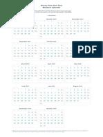 2021.08.30 WDW Annual Pass - Pixie Dust Pass Blackout Dates
