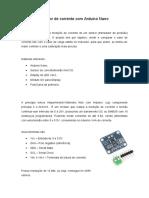 Sensor de Corrente Com INA219