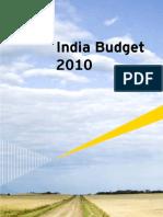Budget Impact 2010