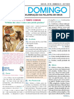 Folheto litúrgico