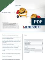 Document 89364324 User Manual Betoneira 400l Rental Max 220v Menegotti