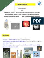 Toxoplasmose 2020 - DUMETRE