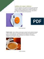 Beneficios de La Miel de Calabazo