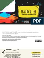 Teatro & ESI - Cuadernillo N°1