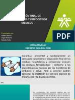DISPOSICION FINAL MEDICAMENTOS (1)