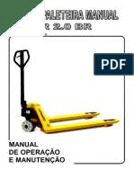 Transpaleteira Manual r 2.0br