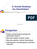 AspekSosBud+n+perilku+kesehatan+UDAH