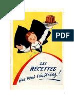 Alsa Tome 3 Extra Recettes Patissières