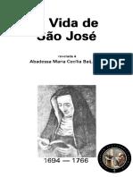 Maria Cecília Baij_OSB_A Vida de São José