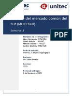 Investigación MERCOSUR