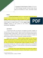BARROS, André Magalhães. Acumulação do Poder Punitivo no Brasil